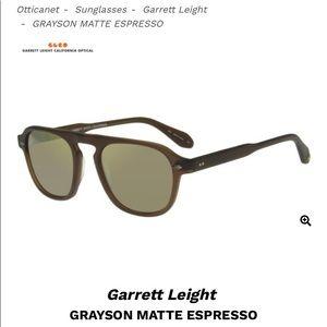 Garrett Leight Grayson Sunglasses